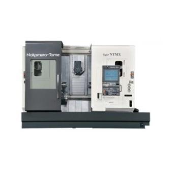 Nakamura-Tome Super Multitasking Machine With ATC